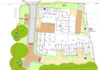 Polesworth Site Plan